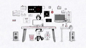 The Art Institutes Grant TV Spot, 'Less Worry Equals More Brain Space'