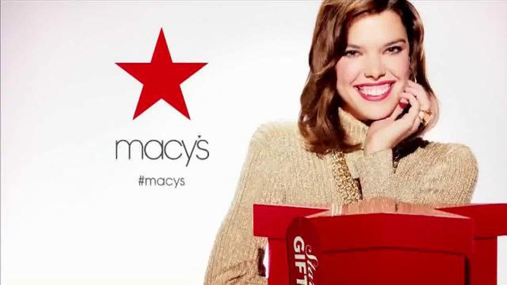 Macy S Star Gift Tv Spot Holiday Magic Ispot Tv