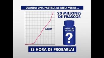 Lipozene TV Spot, 'Millones de Frascos' [Spanish]