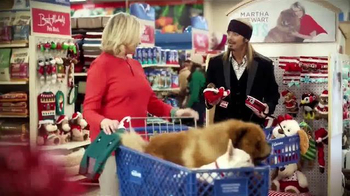 PetSmart TV Spot, 'Cute Ugly Sweater' Feat. Martha Stewart, Bret Michaels thumbnail