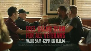 Denny's: Veterans Day