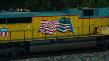 Union Pacific Railroad TV Spot, 'Answering the Call'