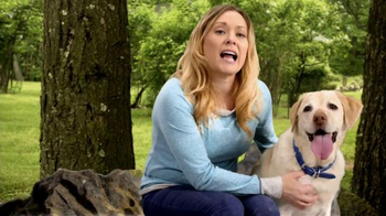 Blue Dog Food Commercial Actress
