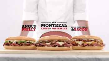 Arby's TV Spot, 'Why You Have Canine Teeth