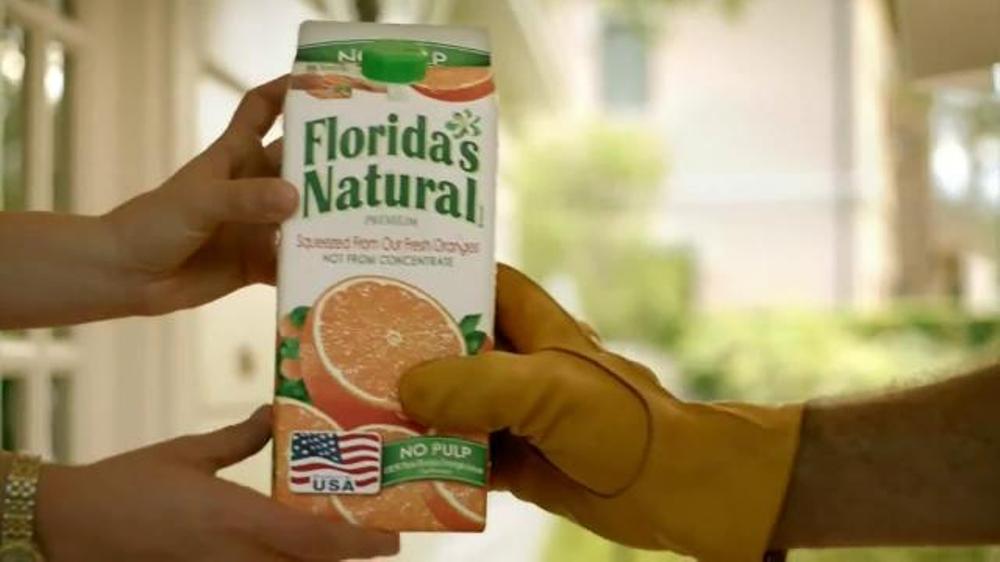 Floridas Natural Orange Juice TV Commercial, Orange