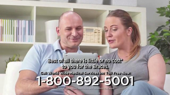 World Wide Medical Services TV Spot, 'Back and Knee Pain Sufferers'
