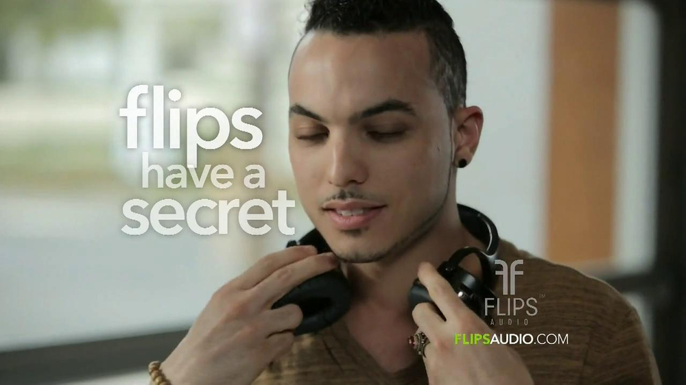 Flips Audio TV Spot, 'First Reactions' - Screenshot 2