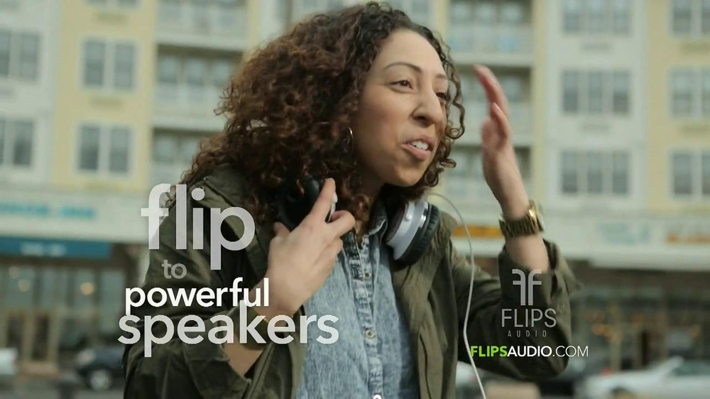Flips Audio TV Spot, 'First Reactions' - Screenshot 5