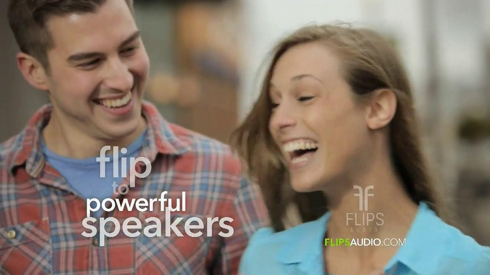 Flips Audio TV Spot, 'First Reactions' - Screenshot 6