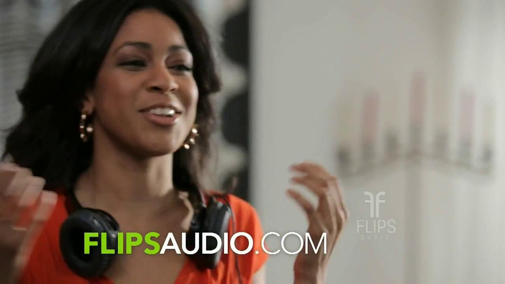Flips Audio TV Spot, 'First Reactions' - Screenshot 9