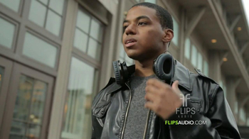 Flips Audio TV Spot, 'First Reactions' - Thumbnail 4
