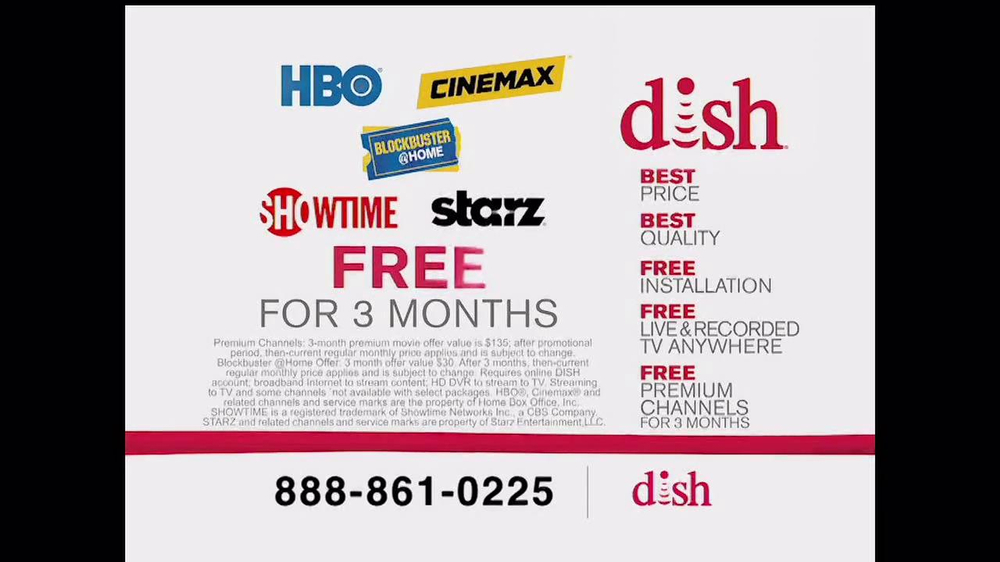 Dish Network Bill