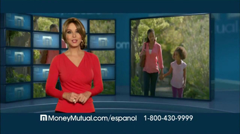 Money Mutual TV Spot, 'Alba Martínez' [Spanish] thumbnail