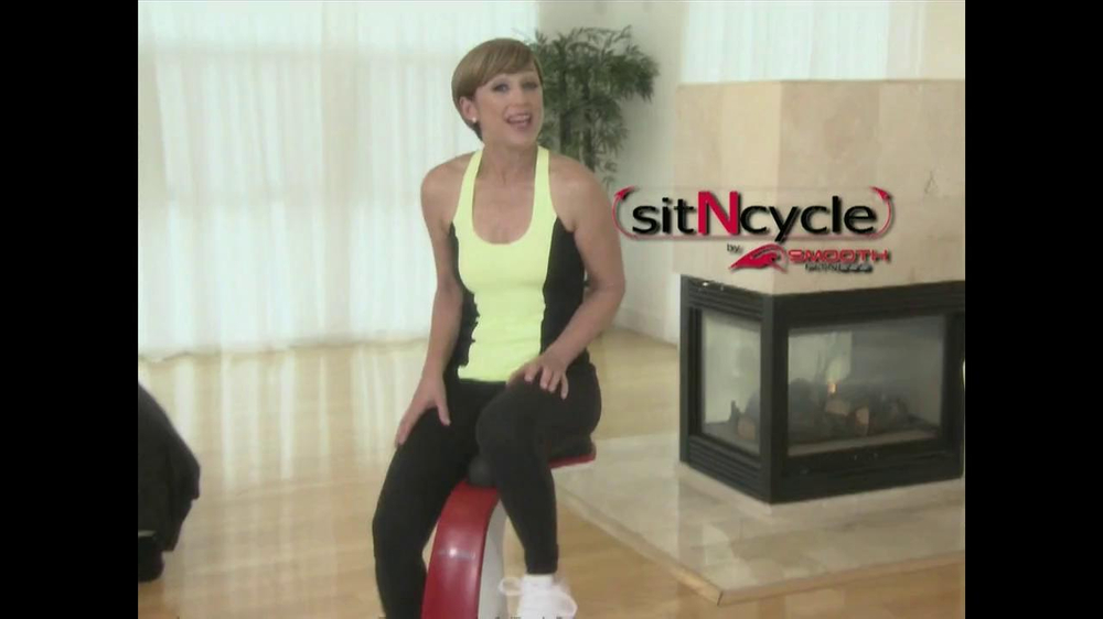 Sit N Cycle TV Spot Featuring Dorothy Hamill - Screenshot 2