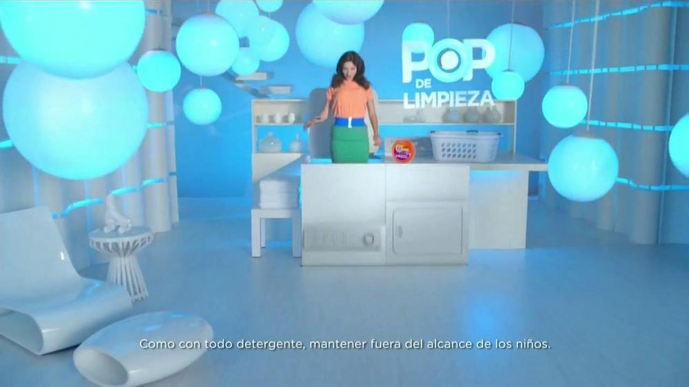 Tide Pods Tv Spot Tenga Pop Spanish Ispot Tv