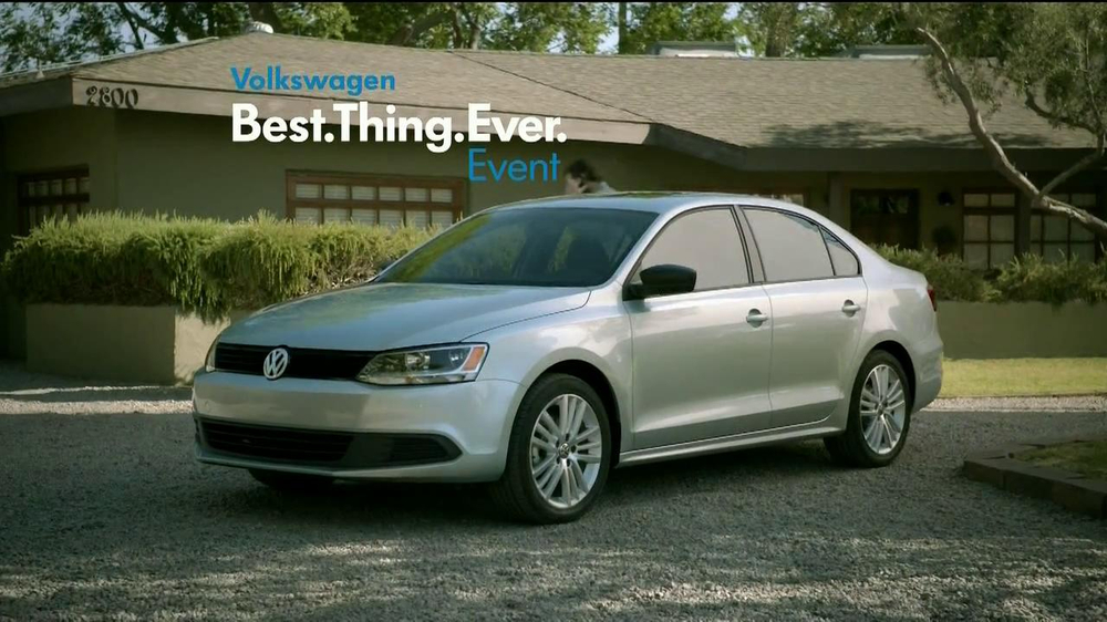 Volkswagen Best. Thing. Ever. Event TV Spot, 'Parrot' - Screenshot 9