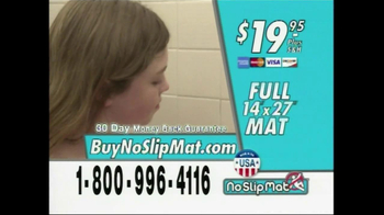No Slip Mat TV Spot - Thumbnail 8