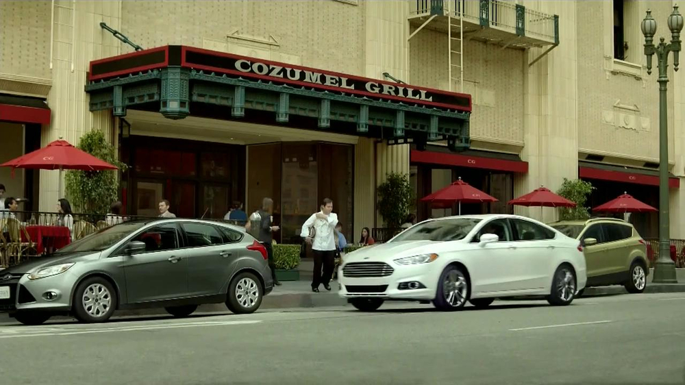 ford fusion commercial autos weblog. Cars Review. Best American Auto & Cars Review