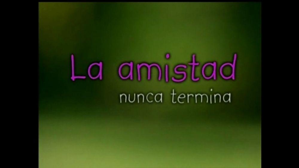 La Fundación para una Vida Mejor TV Spot, 'La Amistad' [Spanish] - Screenshot 1