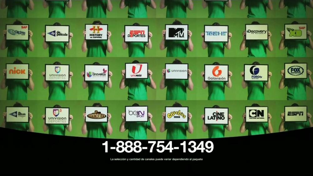 FlexTV de DishLATINO TV Commercial [Spanish] - iSpot.tv