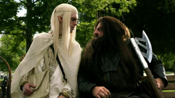 The Hobbit: Kingdoms of Middle-Earth TV Spot, 'It's On'