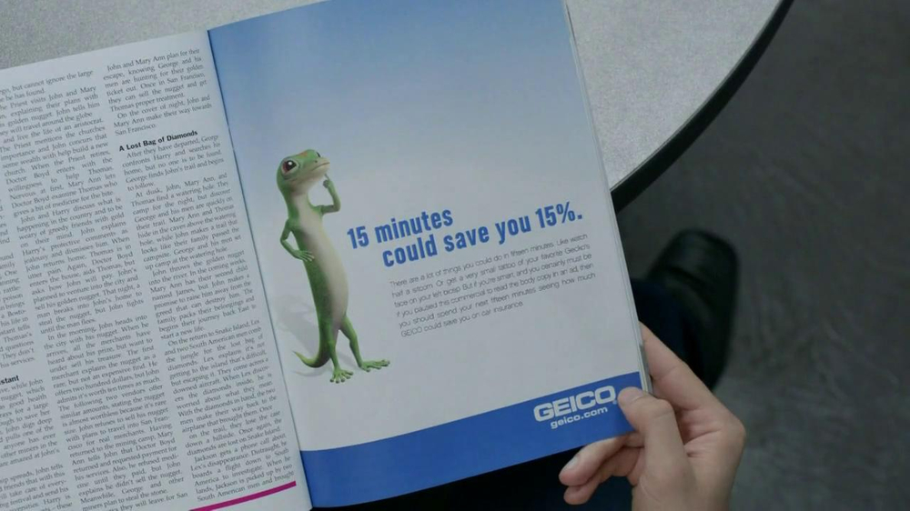 GEICO TV Spot, 'Old McDonald' - Screenshot 2