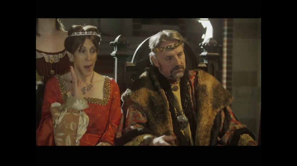 Empire Today TV Spot, 'Royal Court' - Screenshot 1