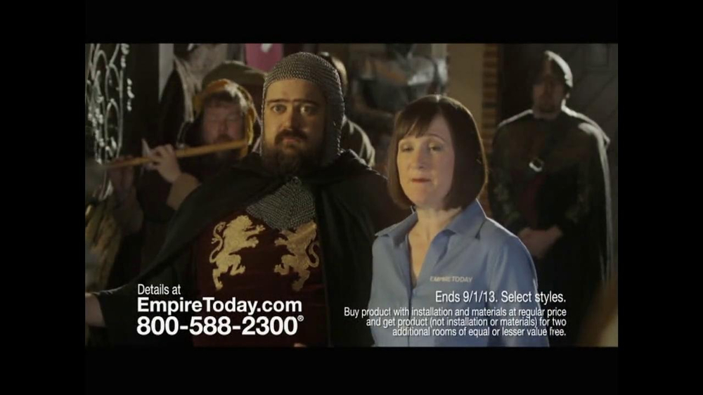Empire Today TV Spot, 'Royal Court' - Screenshot 4