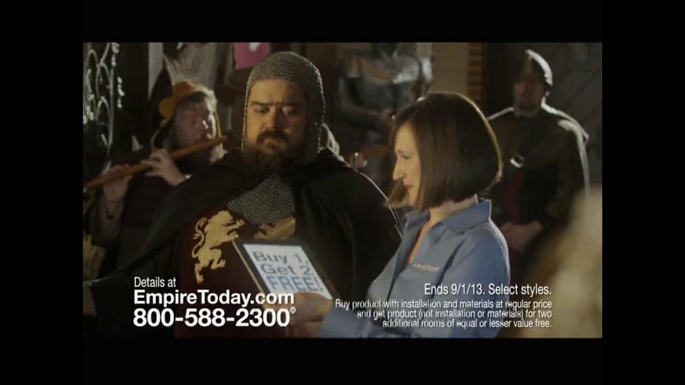 Empire Today TV Spot, 'Royal Court' - Screenshot 5
