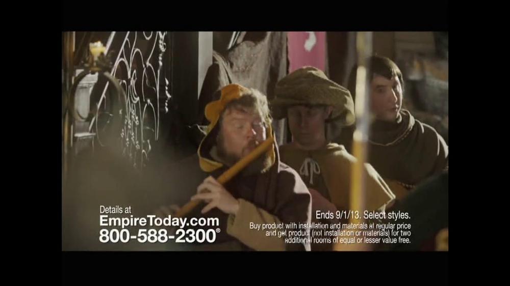 Empire Today TV Spot, 'Royal Court' - Screenshot 8