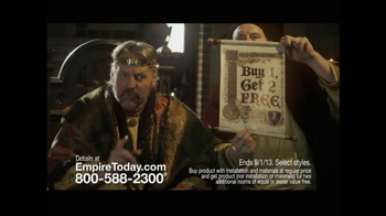 Empire Today TV Spot, 'Royal Court' - Thumbnail 3