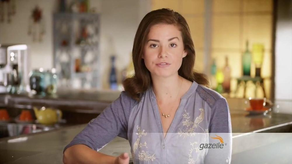 Gazelle.com TV Spot, 'Find Out' thumbnail