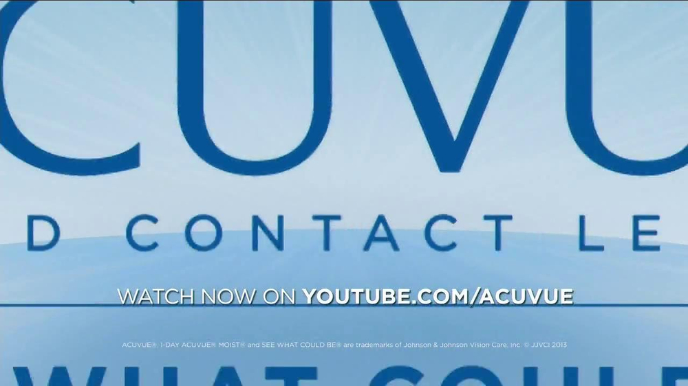 ACUVUE Moist TV Spot Featuring Shay Mitchell - Screenshot 10