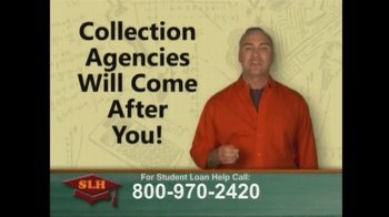 Student Loan Help TV Spot thumbnail
