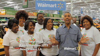 Walmart TV Spot, 'The Honeycutts'