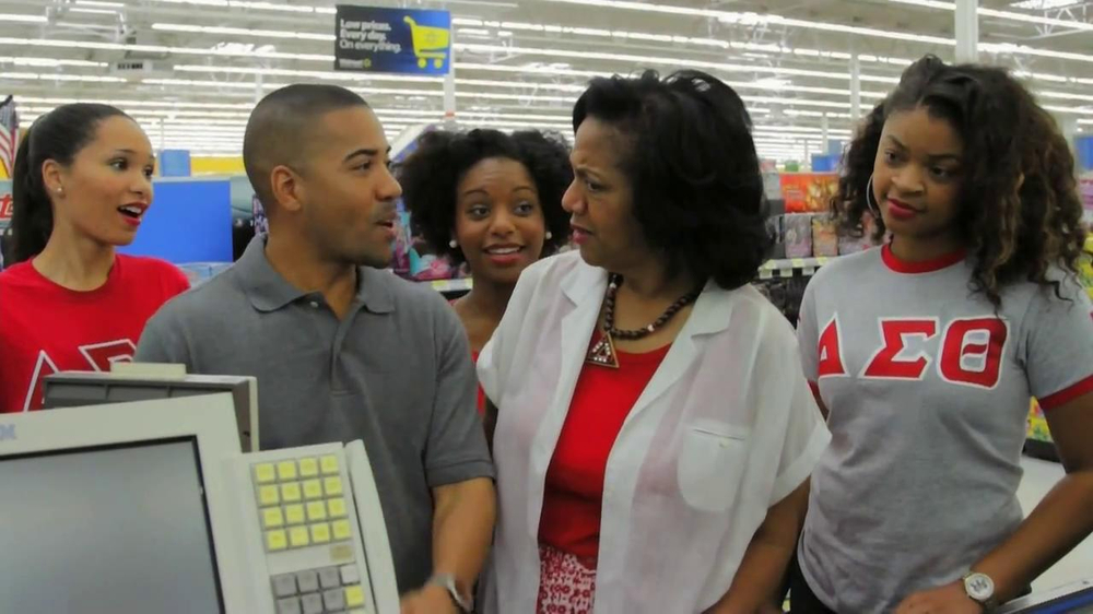 Walmart TV Spot, 'Sorority' - Screenshot 9