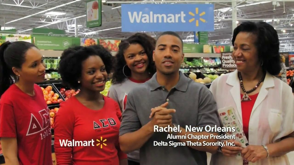 Walmart TV Spot, 'Sorority' - Screenshot 1