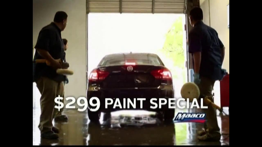 Maaco $299 Paint Special TV Spot - Screenshot 10