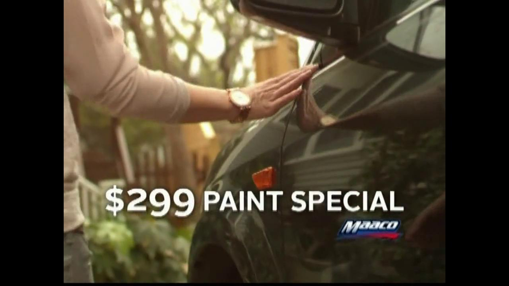 Maaco $299 Paint Special TV Spot - Screenshot 4
