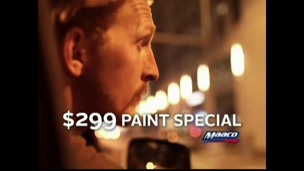 Maaco $299 Paint Special TV Spot - Screenshot 7