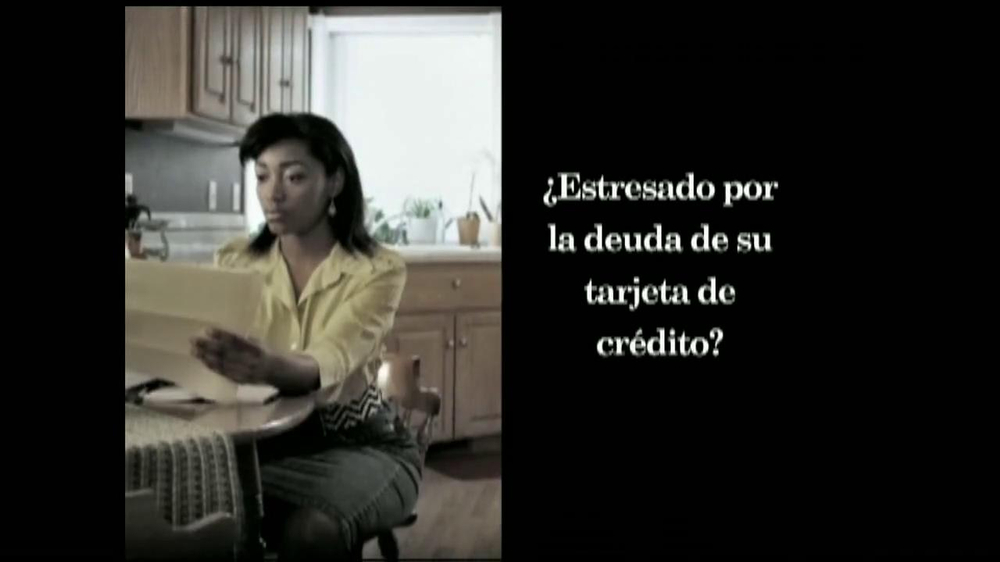 Family Financial Education Foundation TV Spot, 'Cobranza' [Spanish] - Screenshot 1