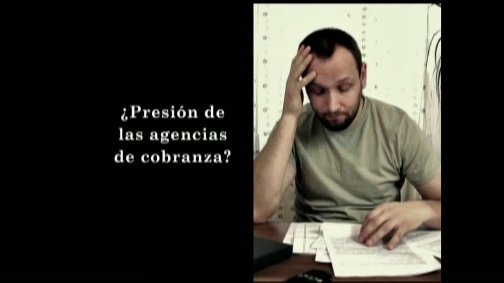 Family Financial Education Foundation TV Spot, 'Cobranza' [Spanish] - Screenshot 2