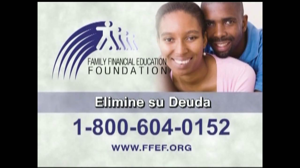 Family Financial Education Foundation TV Spot, 'Cobranza' [Spanish] - Screenshot 6