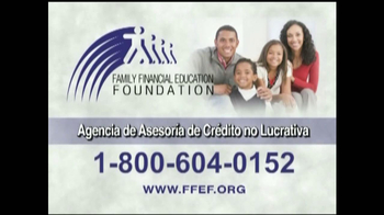 Family Financial Education Foundation TV Spot, 'Cobranza' [Spanish] - Thumbnail 5