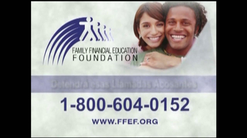 Family Financial Education Foundation TV Spot, 'Cobranza' [Spanish] - Thumbnail 9