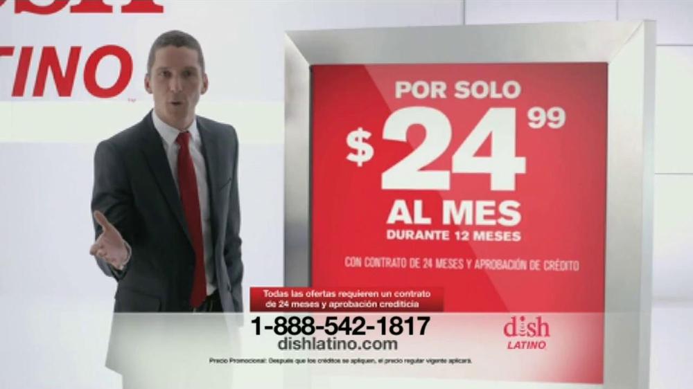 DishLATINO Plus TV Commercial, 'Mejor Servicio' [Spanish ...