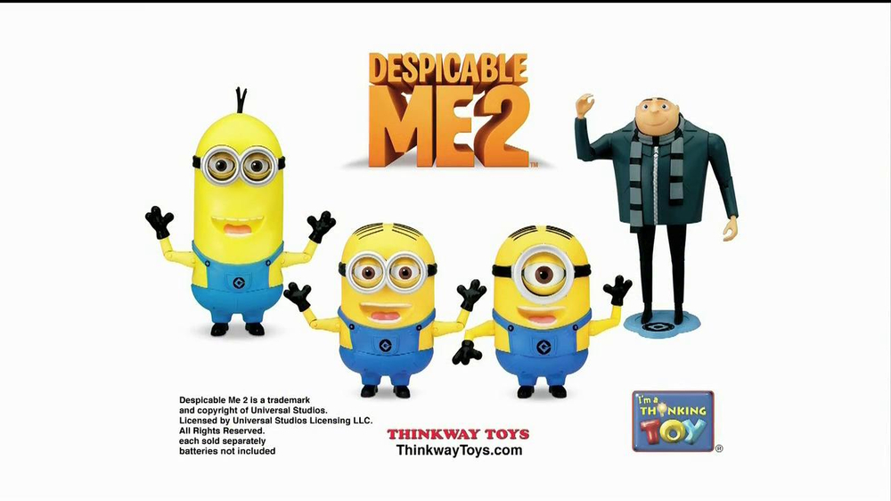 Despicable me 2 highly compressed movie download