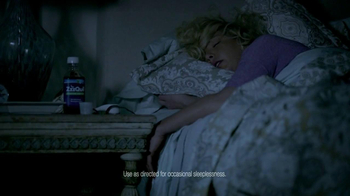 Vicks Zzzquil TV Spot, 'Beautiful Thing', Featuring Katherine Heigl