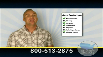Listen Up America TV Spot, 'Extended Vehicle Protection Plan' - Thumbnail 2