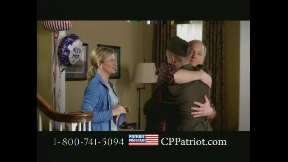 Colonial Penn Patriot Program TV Spot, 'Welcome Home' - Screenshot 10